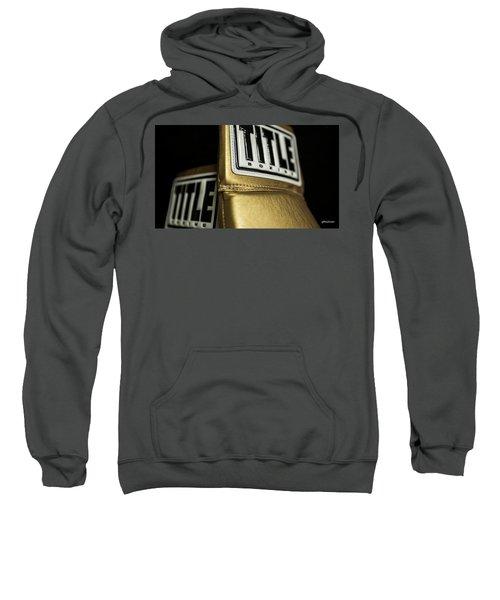 Title Boxing Gloves Sweatshirt