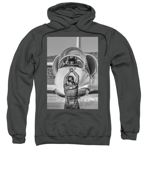 Darkstar II Taxis In Signature Edition Sweatshirt