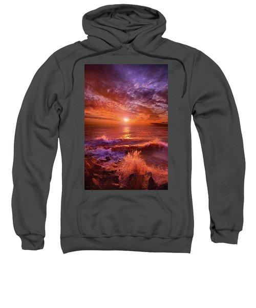 To Thine Own Self Be True Sweatshirt