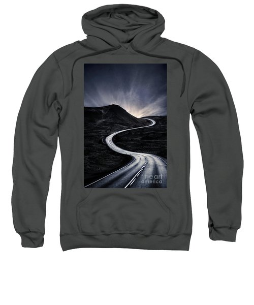 To Where The Darkness Ends Sweatshirt