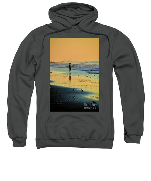 Today's The Day When Anything Is Possible Sweatshirt