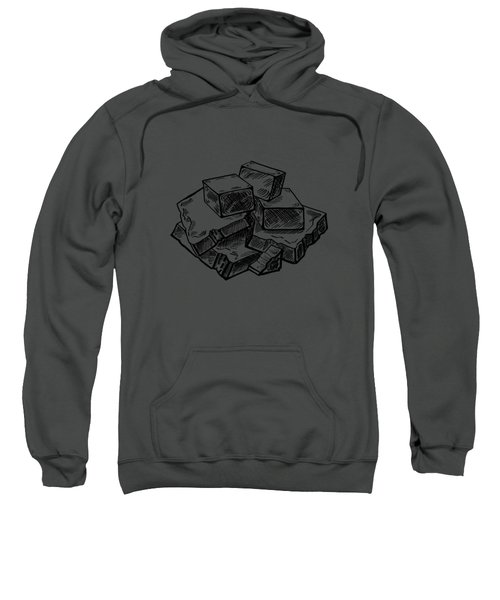 Toffee Fudge And Caramel  Sweatshirt