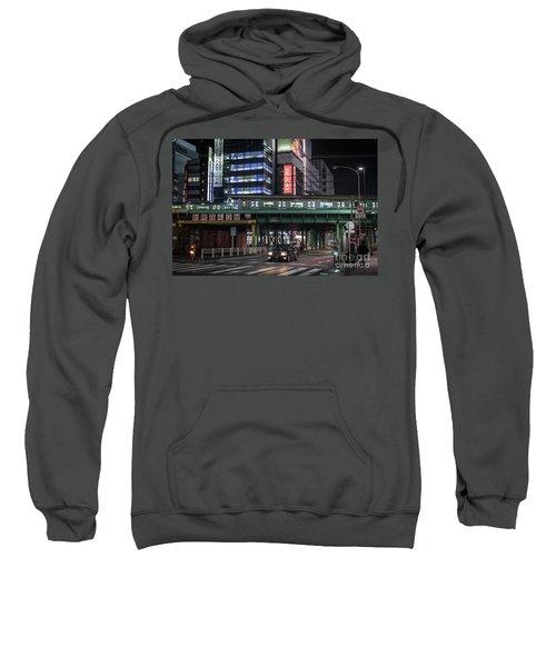 Tokyo Transportation, Japan Sweatshirt