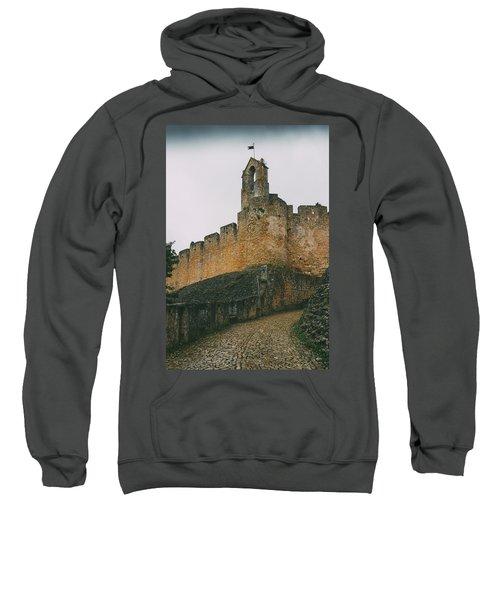 Tomar Castle, Portugal Sweatshirt