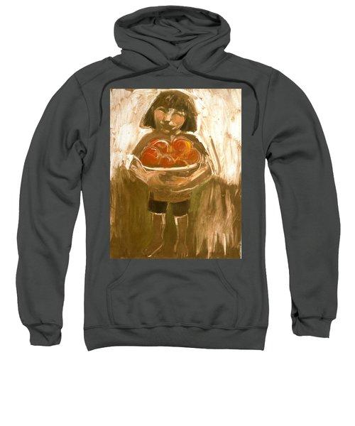 Tomato Girl Sweatshirt
