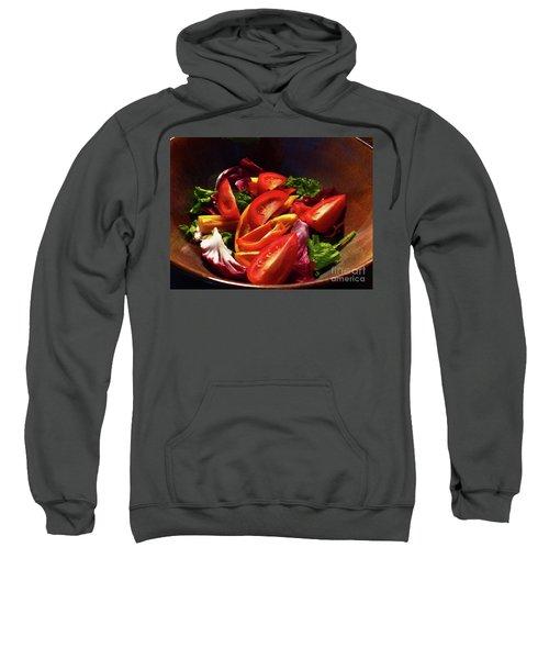 Tomato Salad Sweatshirt