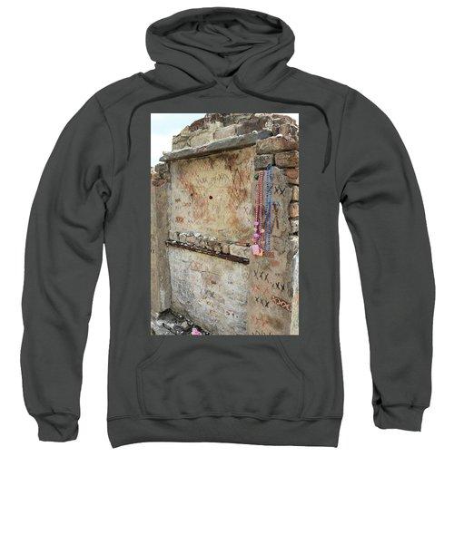 Tomb Of The Unknown Voodoo Priestess Sweatshirt