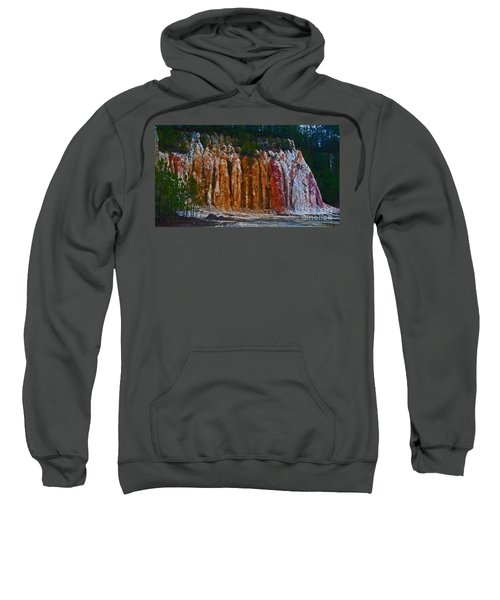 Tombs Land Formation Sweatshirt
