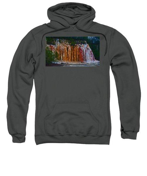 Tombs Land Formation Sweatshirt