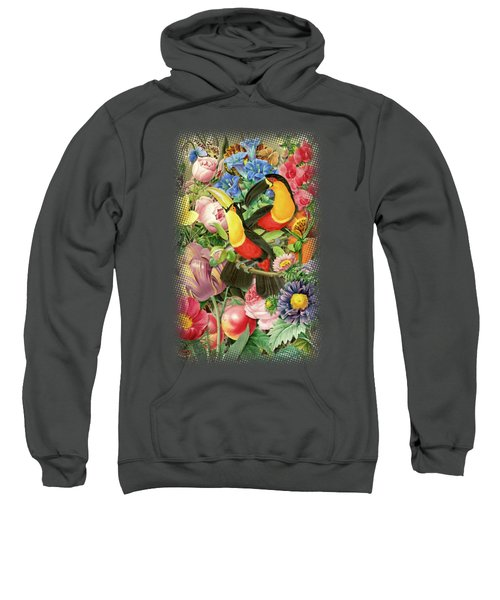 Toucans Sweatshirt