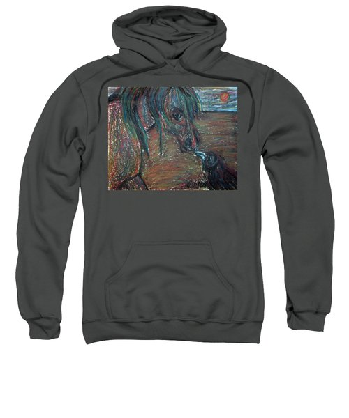 Touching Noses Sweatshirt