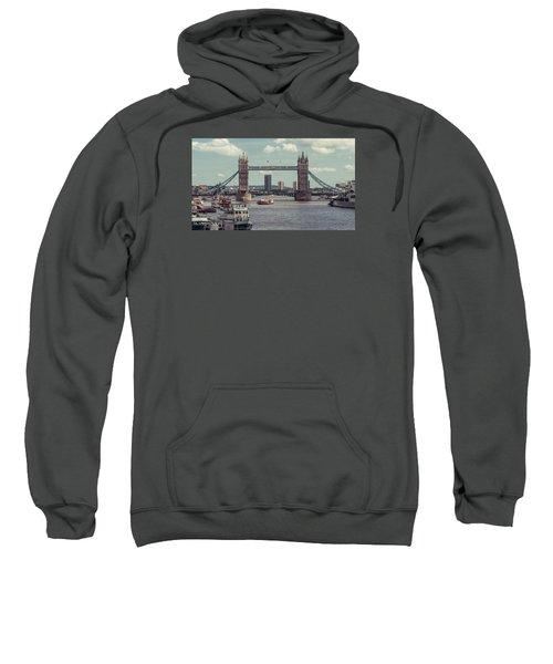 Tower Bridge B Sweatshirt