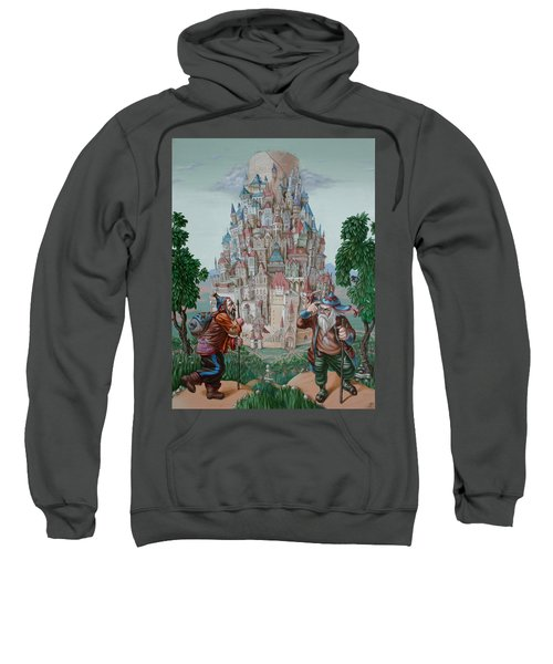 Tower Of Babel Sweatshirt
