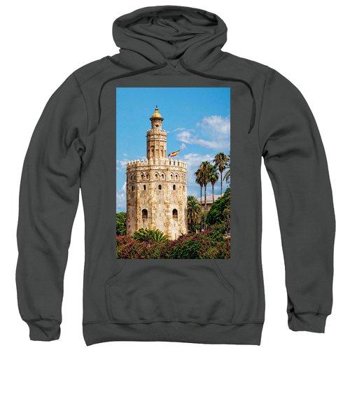 Tower Of Gold Sweatshirt