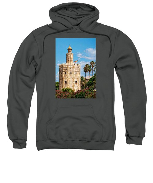 Tower Of Gold Sweatshirt