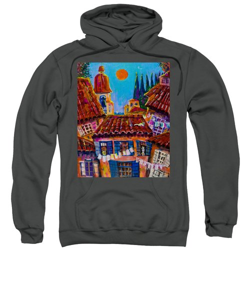 Town By The Sea Sweatshirt