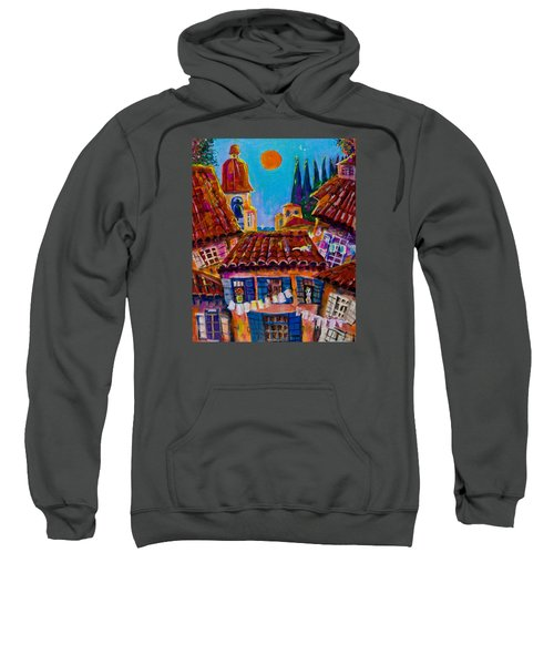 Town By The Sea Sweatshirt