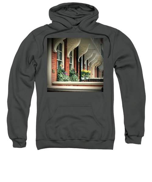 Townhouse Row - London Sweatshirt