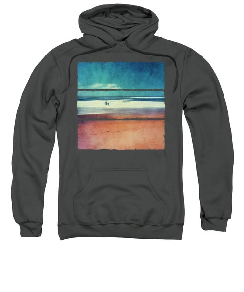 Traces In The Sand Sweatshirt