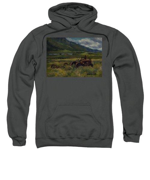 Tractor From Swan Valley Sweatshirt