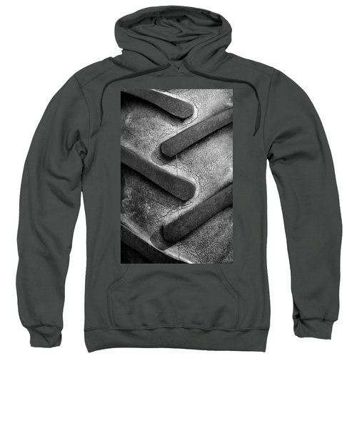 Tractor Tread Sweatshirt