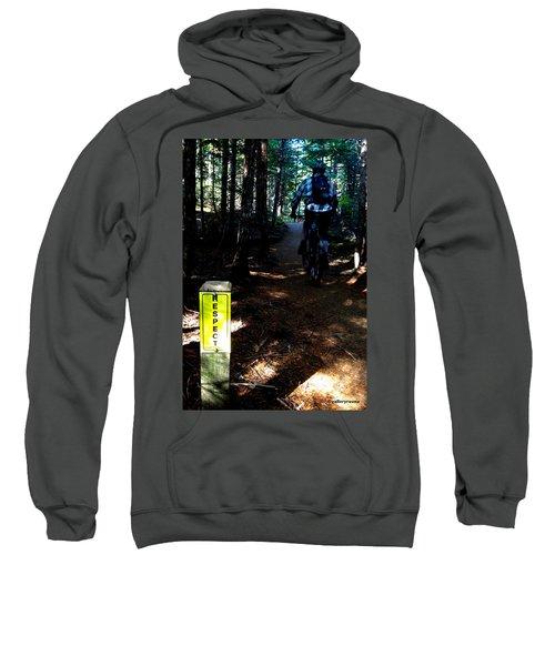 Trail Respect Sweatshirt