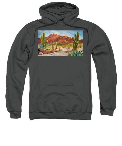 Trail To The San Tans Sweatshirt