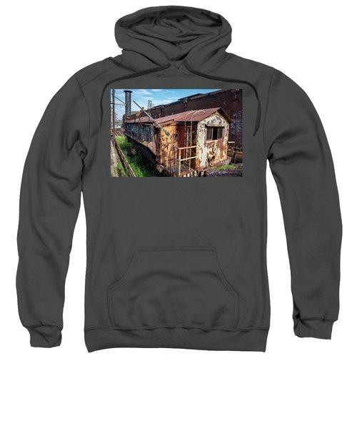 Train 6 In Color Sweatshirt