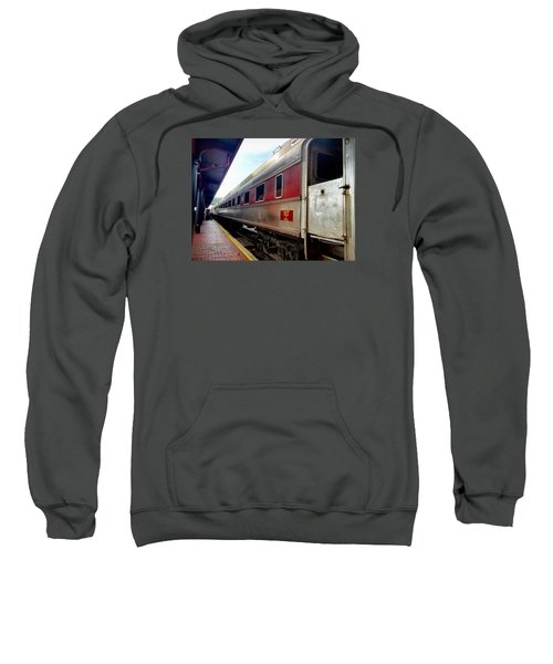 Train Station Sweatshirt
