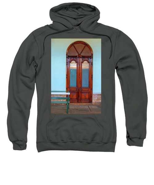 Train Station Portal Maputo Sweatshirt