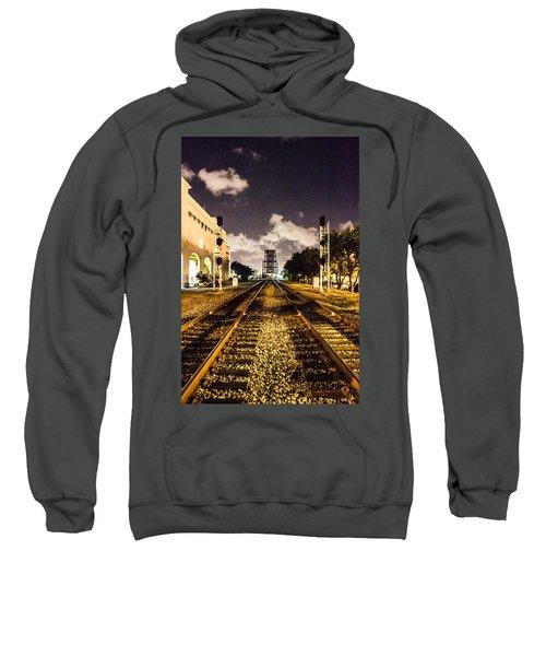 Train Tracks Sweatshirt