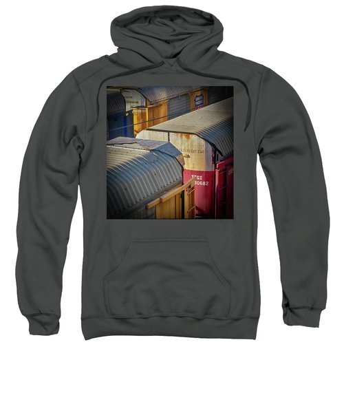 Trains - Nashville Sweatshirt