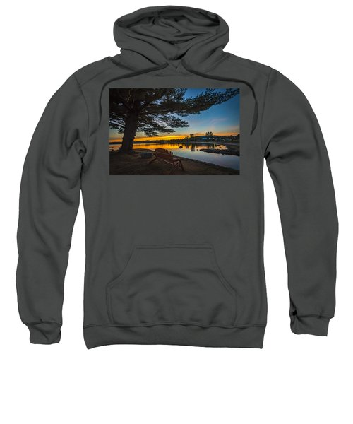 Tranquility At Sunset Sweatshirt