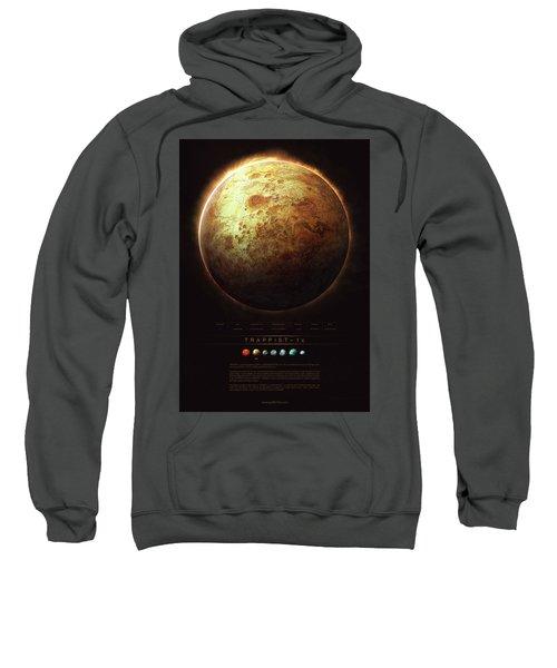 Trappist-1c Sweatshirt