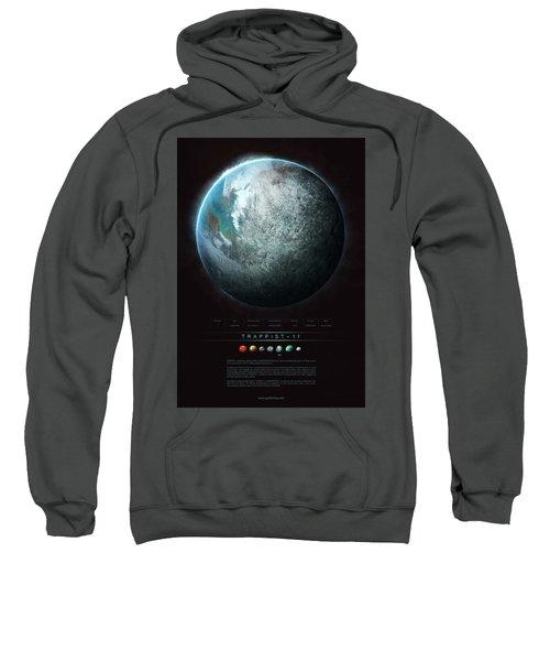 Trappist-1f Sweatshirt