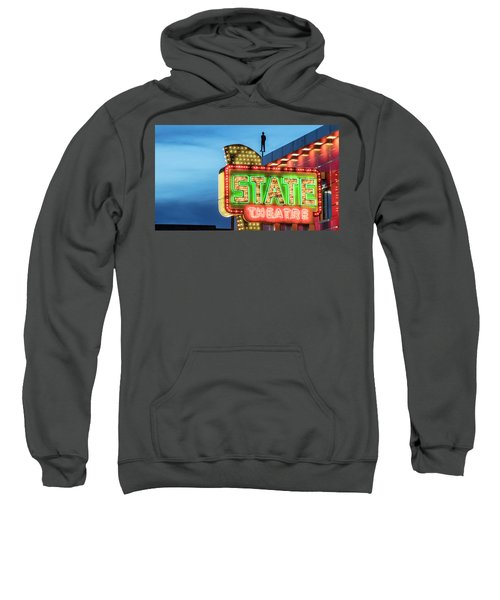 Traverse City State Theatre Sweatshirt