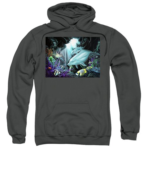 Treasure Hunter Sweatshirt