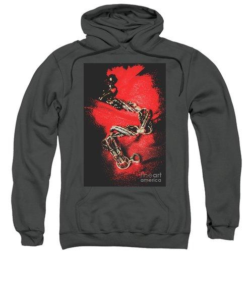 Treasures From The Asian Silk Road Sweatshirt