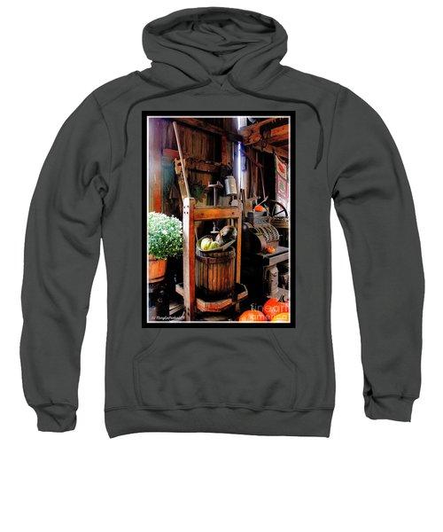 Treasures Of  Fall Sweatshirt