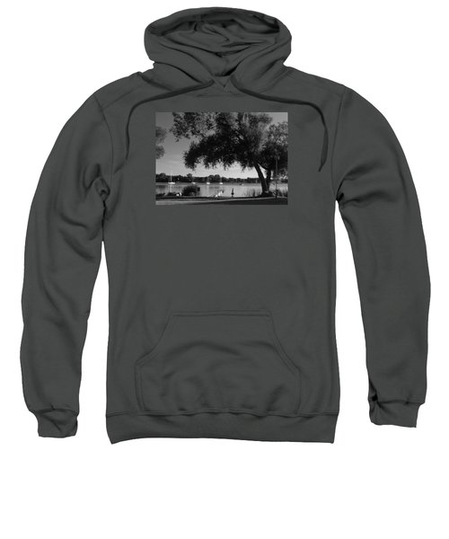 Tree At The Water Sweatshirt