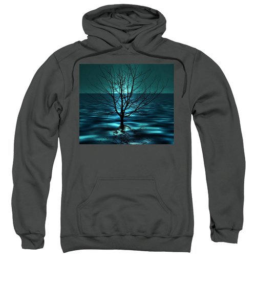 Tree In Ocean Sweatshirt
