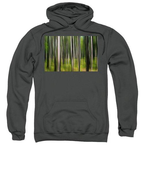 Tree Painting Sweatshirt