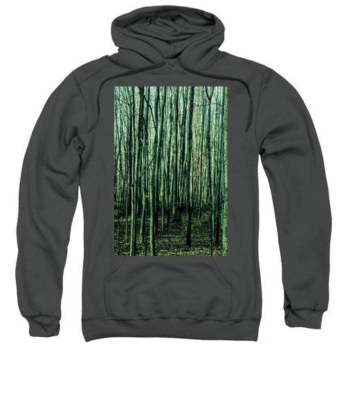 Treez Green Sweatshirt