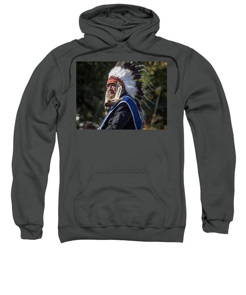 Tribal Elder Sweatshirt