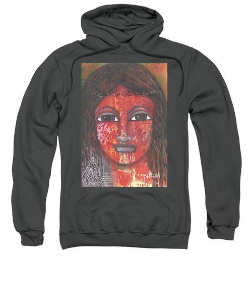 Tribal Woman Sweatshirt