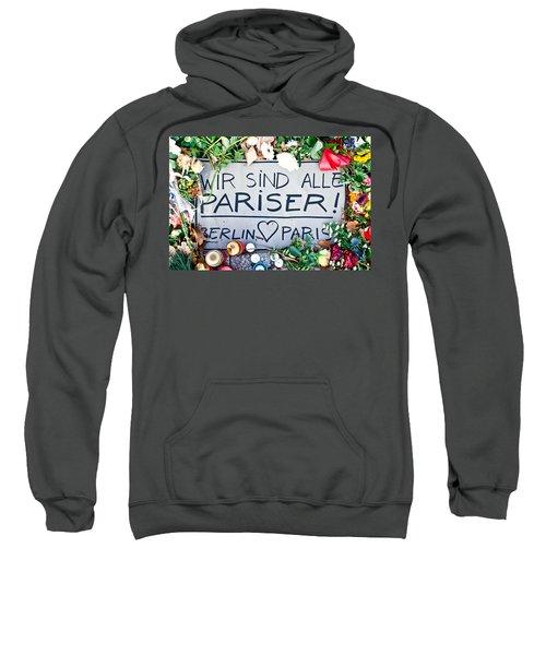 Tributes Sweatshirt