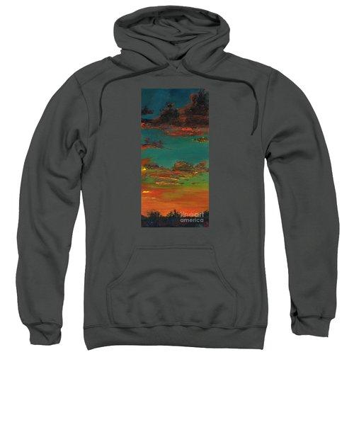 Triptych 3 Sweatshirt