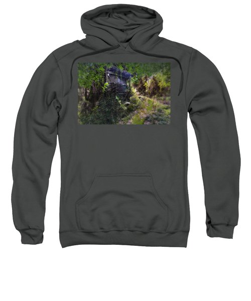 Trolley Bus Into The Jungle Sweatshirt