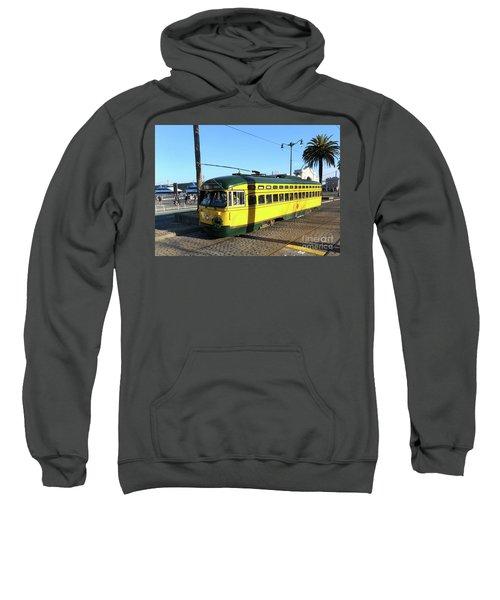 Trolley Number 1071 Sweatshirt