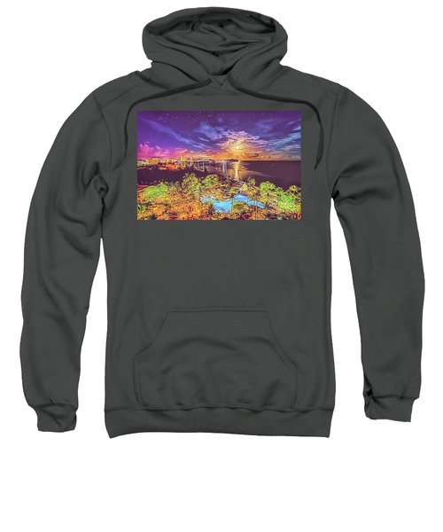 Tropical Dream Sweatshirt